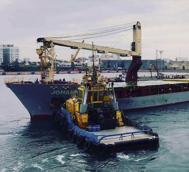 tankowanie statku